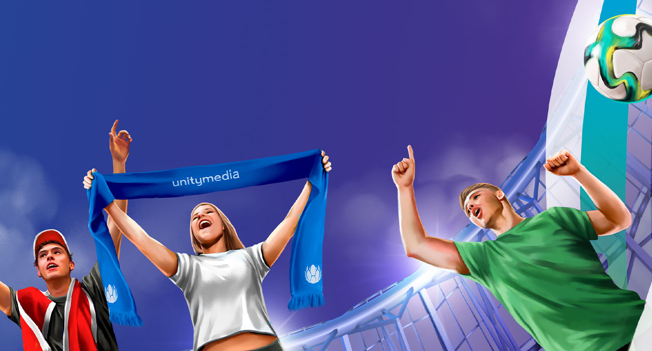 Sky Bundesliga Unitymedia