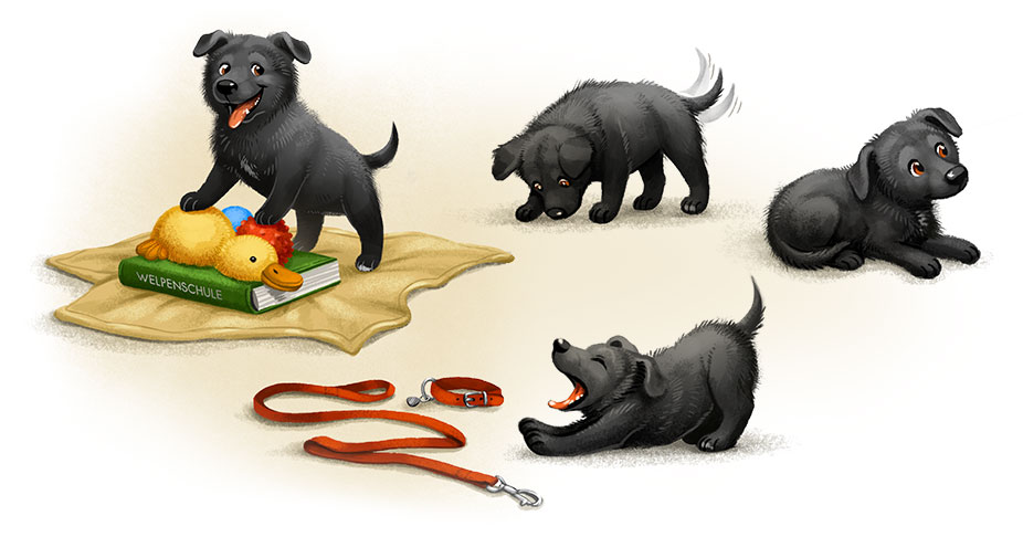 Peppino Illustration